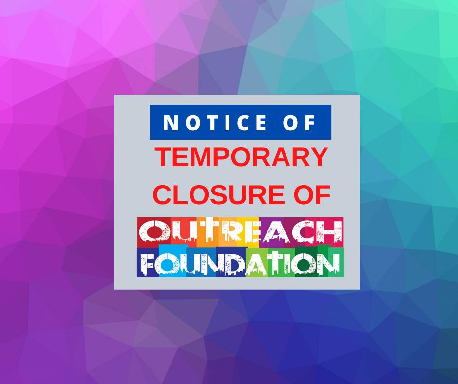 Temporary Closure