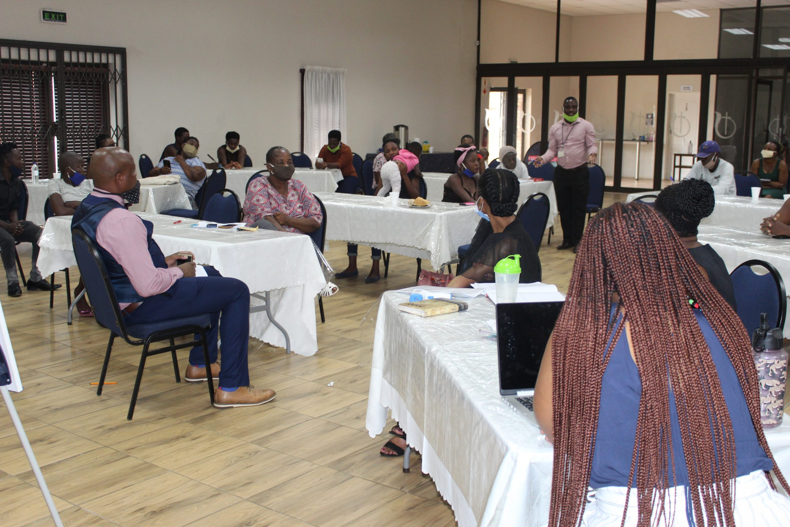 Workshop in Musina